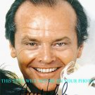 JACK NICHOLSON AUTOGRAPHED 8x10 RP PHOTO CLOSE UP GREAT SMILE THAT LOOK