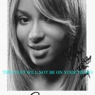 CIARA SIGNED AUTOGRAPHED 8x10 RP PROMOTIONAL PHOTO ONE TWO STEP 1 2