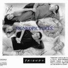 FRIENDS CAST ALL 6  SIGNED AUTOGRAPH AUTOGRAPHED 8x10 RP PROMO PHOTO