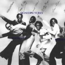 THE COMMODORES AUTOGRAPHED 8x10 RP PHOTO LIONEL RICHIE ALL 6