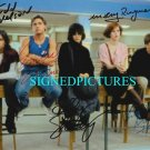 THE BREAKFAST CLUB CAST ALL 5 SIGNED AUTOGRAPHED 8x10 RP PHOTO THE BRAT PACK