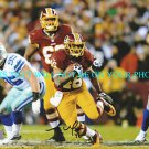 ALFRED MORRIS AUTOGRAPHED 8x10 RP AUTO PHOTO WASHINGTON REDSKINS INCREDIBLE RB