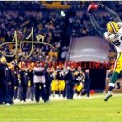 JAMES JONES AUTO AUTOGRAPHED 8x10 RP PHOTO GREENBAY PACKERS LEGENDARY PLAYER