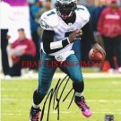 MICHAEL VICK SIGNED AUTO AUTOGRAPHED 8x10 RP PHOTO PHILADELPHIA EAGLES LEGENDARY PLAYER