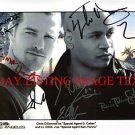 NCIS LOS ANGELES CAST AUTOGRAPHED 8x10 RP PHOTO BY 7 LL COOL J O'DONNELL RUAH +
