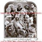 THE MUPPETS CAST AUTOGRAPHED 8x10 FACSIMILE PHOTO JIM HENSON MISS PIGGY KERMIT +