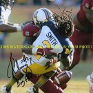 JADEVEON CLOWNEY AUTOGRAPHED AUTO SIGNED 8x10 RP PHOTO BIG HIT