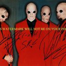 MUDVANE AUTOGRAPHED 8x10 RP PUBLICITY PHOTO FREAKY HELLYEAH CHAD