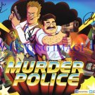 MURDER POLICE CAST AUTOGRAPHED RP PHOTO SASSO MACHADO + GREAT COMEDY SHOW