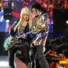 ORIANTHI SIGNED RP PHOTO THIS IS IT MICHAEL JACKSON