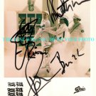 CHEAP TRICK GROUP BAND SIGNED AUTOGRAPHED RP PHOTO ALL3