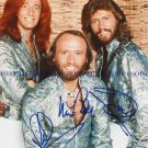 THE BEE GEES AUTOGRAPHED 8x10 RP PHOTO BARRY ROBIN AND MAURICE GIBB BEEGEES