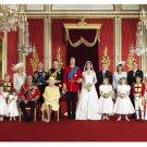 CATHERINE KATE MIDDLETON AND PRINCE WILLIAM ROYAL WEDDING PHOTO 8x10 BEAUTIFUL