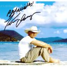 KENNY CHESNEY SIGNED AUTOGRAPHED 8x10 RP PHOTO BEAUTIFUL PICTURE