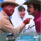BURT REYNOLDS SIGNED AUTOGRAPHED 8x10 RPT PHOTO SMOKEY AND THE BANDIT