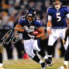 RAY RICE SIGNED AUTOGRAPHED 8x10 RP PHOTO RAVENS