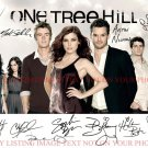 ONE TREE HILL CAST SIGNED AUTOGRAPHED 8x10 RP PHOTO BY ALL 11 SOPHIA BUSH