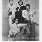 THE FOUR SEASONS AUTOGRAPHED 8x10 RP PHOTO GREAT BAND