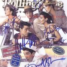 FRIENDS CAST SIGNED AUTOGRAPHED 8x10 RP PHOTO ANISTON COX PERRY LEBLANC ROLLING STONE