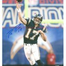 PHILIP RIVERS AUTO AUTOGRAPHED 8x10 RP PHOTO SAN DIEGO CHARGERS