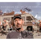 HOUSE MD CAST AUTOGRAPHED 8x10 RP PHOTO BY ALL 8 HUGH LAURIE