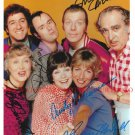 LAVERNE AND SHIRLEY CAST AUTOGRAPHED 8x10 RP PHOTO BY 6