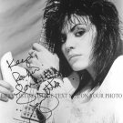 JOAN JETT SIGNED AUTOGRAPHED 8x10 RP PHOTO GREAT CLASSIC ROCK KEEP ROCKIN