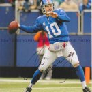 ELI MANNING AUTOGRAPHED AUTO 8x10 RP PHOTO NY GIANTS QB