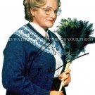 ROBIN WILLIAMS AUTOGRAPHED 8x10 RP PHOTO MRS DOUBTFIRE HILARIOUS