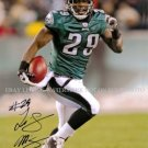 LESEAN MCCOY AUTO AUTOGRAPHED 8x10 RP PHOTO PHILADELPHIA EAGLES
