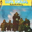 BLUE SWEDE BAND 7 HAND SIGNED AUTOGRAPHED RECORD ALBUM HOOKED ON A FEELING GOTG BJORN SKIFS GOTG