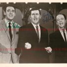 ANDY GRIFFITH DON KNOTTS AND JIM NABORS AUTOGRAPHED AUTOGRAPH 8x10 RP PHOTO