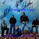 THE DEADLIEST CATCH AUTOGRAPHED 8x10 RP PHOTO ALL 5 CAPTAINS PHIL HARRIS +