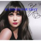 "ZOOEY DESCHANEL SIGNED AUTOGRAPHED 8""x10"" RP PHOTO NEW GIRL"