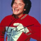"ROBIN WILLIAMS AUTOGRAPHED 8""x10"" RP PHOTO MORK AND MINDY GREAT CHARACTER"