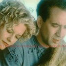 CITY OF ANGELS CAST AUTOGRAPHED 8x10 RP PHOTO MEG RYAN AND NICOLAS CAGE