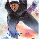 SHANI DAVIS AUTO 2014 TOPPS OLYMPICS PARALYMPIC SIGNED AUTOGRAPH CARD WINTER