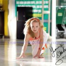 "YVONNE STRAHOVSKI AUTOGRAPHED 8""x10"" RP PHOTO SO SEXY 24 CHUCK"