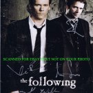 "THE FOLLOWING CAST SIGNED 8""x10"" RP PHOTO KEVIN BACON JAMES PUREFOY +"