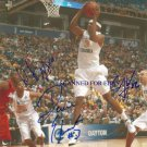 DEVIN EBANKS WELLINGTON SMITH AND CAM THOROUGHMAN AUTOGRAPHED 8x10 RP WV U