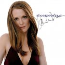 JULIANNE MOORE SIGNED AUTOGRAPHED 8x10 RP PHOTO BEAUTIFUL