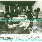 BOSTON FULL BAND SIGNED AUTOGRAPH AUTOGRAM 8x10 RP PHOTO BRAD DELP TOM SCHOLZ SIB HASHIAN