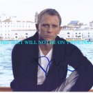 DANIEL CRAIG SIGNED AUTOGRAPHED 8X10 RP PHOTO JAMES BOND 007