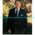 US PRESIDENT RONALD WILSON REAGAN SIGNED AUTOGRAPHED 8x10 RP PHOTO