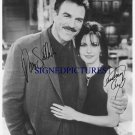 TOM SELLECK AND COURTENEY COX SIGNED AUTOGRAPHED RP PHOTO FRIENDS