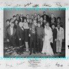 SAMMY DAVIS JR MAGIC SINATRA MICHAEL JACKSON STEVIE WONDER CLINT EASTWOOD HAWN 27 SIGNED RP PHOTO