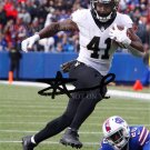 ALVIN KAMARA SIGNED AUTOGRAPHED 8x10 RP PHOTO NEW ORLEANS SAINTS INCREDIBLE RB