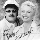 THE CAPTAIN AND TENNILLE SIGNED AUTOGRAPH 8X10 RP PHOTO DARYL DRAGON TONI MUSKRAT LOVE