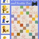 Sunbonnet Sue and Scottie Too Paperback Suzanne Zaruba Cirillo