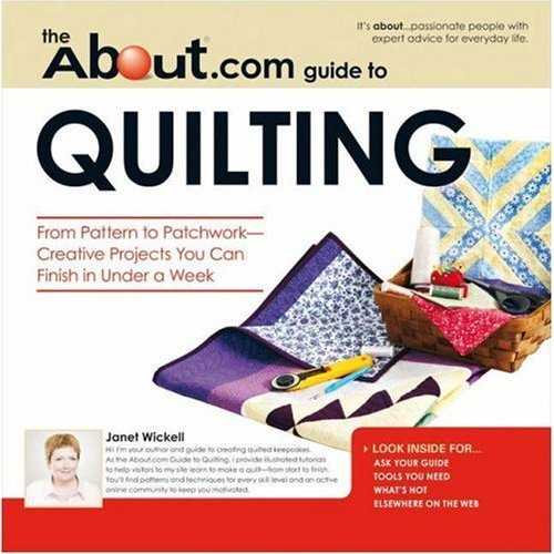 the about.com guide to Quilting Quilt Book AT4